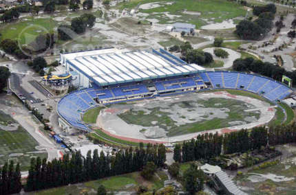 Nz Confirms Demolition Of Qeii Stadium Demolition News